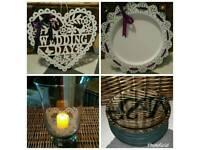 Wedding decorations bundle