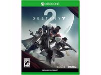 Destiny 2 Xbox One - New and Sealed