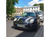Mini Cooper 1.6L sporty finishes - New MOT