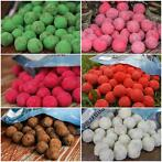MEUS baits boilies dips boosters pop-up's en powder dips