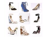 Joblot Womens Shoes & Boots - Heels, Flats, Loafers, Ankle Boots & Knee High 270 Pairs all new