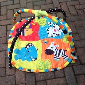 Baby's playmat perfect condition £3 can deliver if local