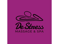 De Stress Massage Swedish & Deep tissue massage