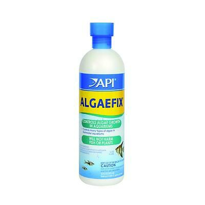 Aquarium Plants Algae (Algaefix Aquarium Algae Treatment 16oz (treats 4,800gal) safe for fish &)