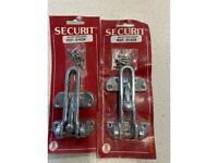 Security door guard