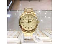 Brand New Ladies Michael Kors Gold Watch £100 ONO