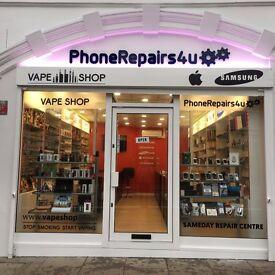 Mobile Phone Engineer URGENTLY NEEDED £10 /- Hours (Self Employed )