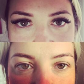 Russian Lashes / Eyelashes Extensions