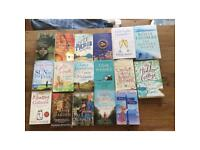 Collection of best seller books