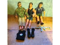 Action Men Toys and Accessories