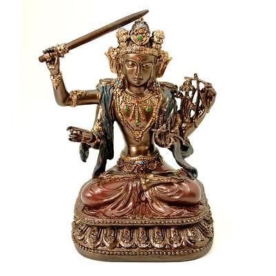 Manjushri-statue (MANJUSHRI STATUE 5.25