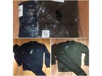 Ralph Lauren Non Hooded Tracksuit: Grey Blue Green S M L XL (not Nike) NEW MODEL
