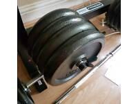 Weights NEW 40kg 4x 10kg