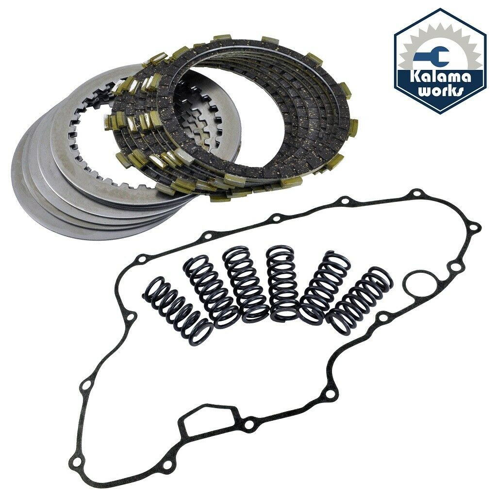 TRX450R Heavy Duty Clutch Kit Disks Discs Springs Gasket TRX450 TRX 450R 04-14