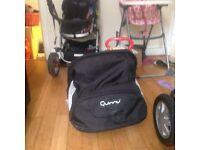 Quinny pushchair