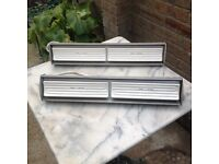INFRA RED PATIO HEATERS ( 2 )