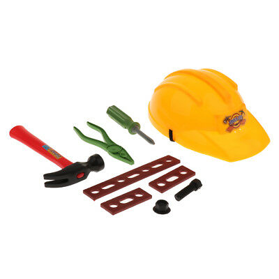Construction Worker Costume For Kids (Kids Halloween Construction Worker Role Play Costume for Kids Boys &)