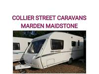 2008 abbey expression 520 4 berth + motor movers