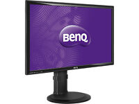 "BenQ GW2765HT 27"" IPS LED 2560x1440 VGA DVI-DL Display Port HDMI - Bargain!"