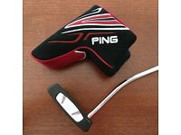 PING SCOTTSDALE HALF PIPE PUTTER