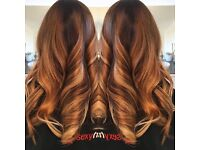 No.1 Hair Colour Artist Jason Stephen Smith / Balayage / Ombre / Blondes / Hair Extensions