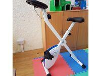 Exercise folding bike Davina