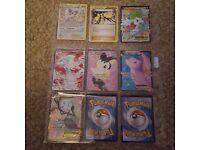 Pokemon cards full 25 radiant complete