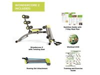 Wonder Core 2 Exercise System -- Brand New & Boxed. £ 70