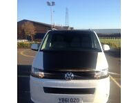 VW T5 Transporter 2012, just serviced, Mint easy conversion