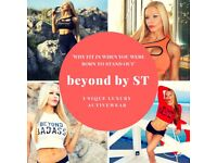 Unique Feminine Activewear, 100% Made in Hungary. Great xmas gift, Black Friday deals