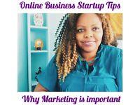 Online Business Startup - Mentorship For Female Entrepreneurs