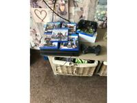 PS4 games and pads
