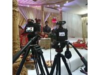 Asian wedding Videographer for just £800!