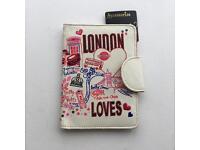 Accessorize London passport case