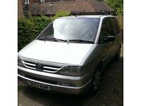 Peugeot 806 GLX TD, Silver, Diesel, MOT failure for Spares/Repair, S reg, 1999, Spare Gearbox