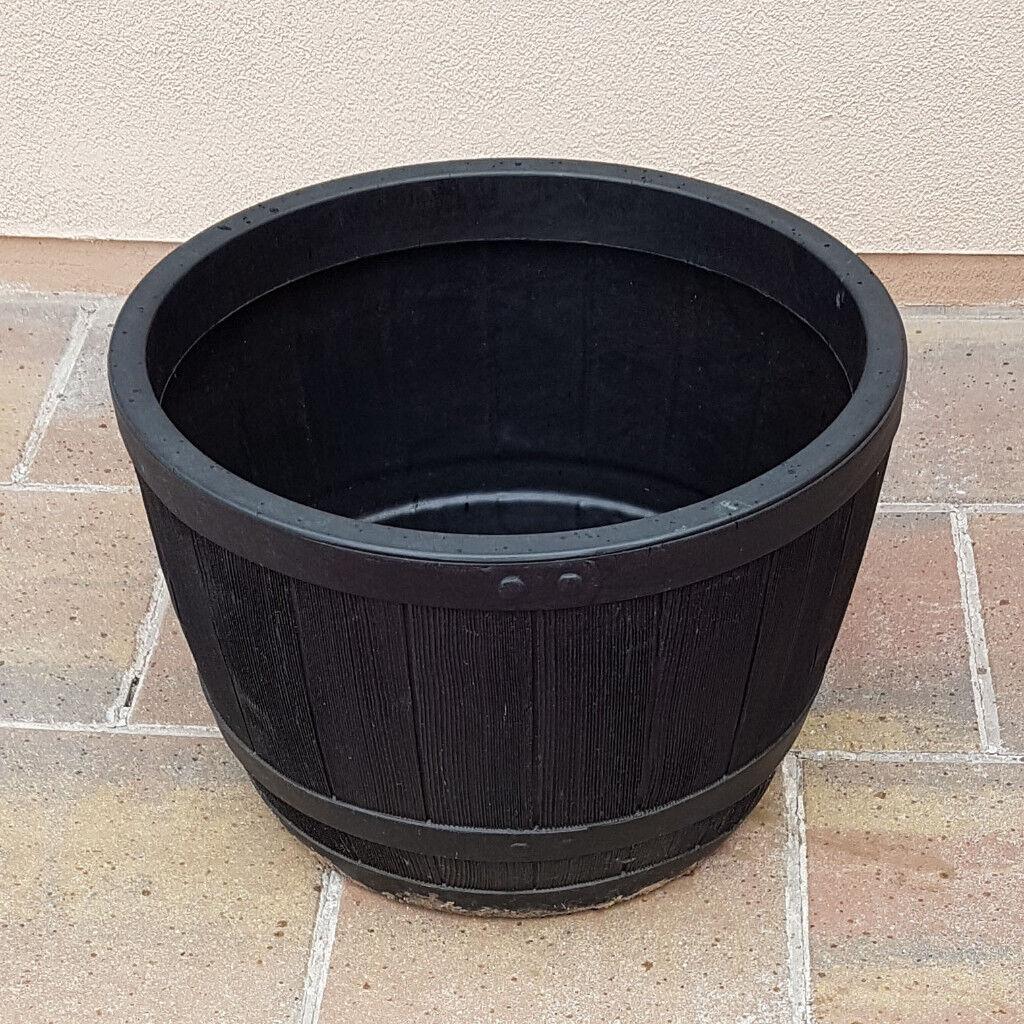 Large Round Garden Pot