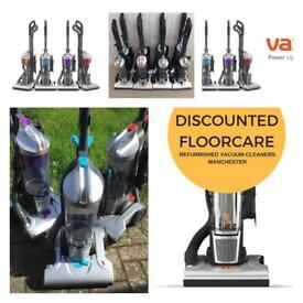 FREE DELIVERY VAX PET BAGLESS UPRIGHT VACUUM CLEANER HOOVER HOOVERS