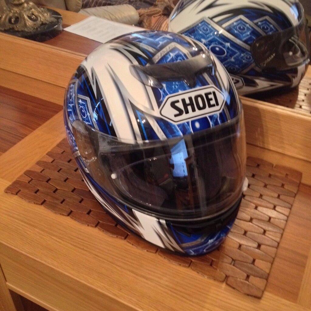 helmet shoei size L very good condition