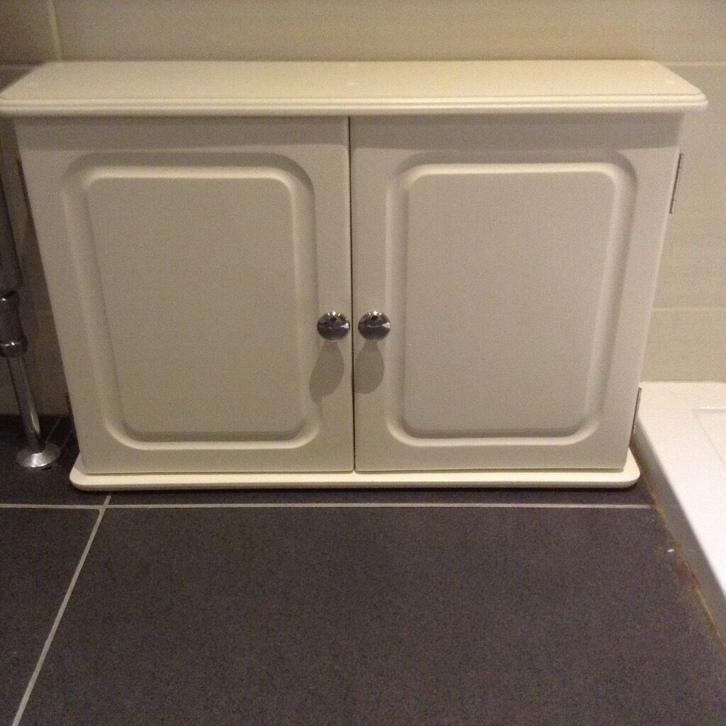 Bathroom Cabinet White