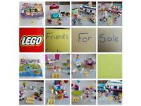 Lego Friends for sale prices vary