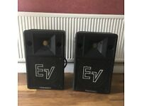 EV100S PA Speakers