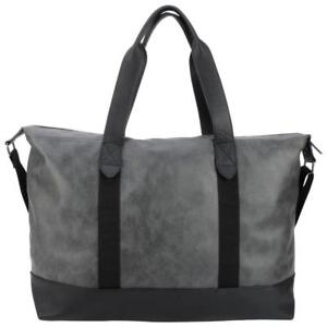 "Buffalo BUF121722CA Chrome 15.5"" Laptop Duffle Bag - Grey (New Other)"