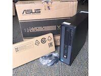 "HP Prodesk Full Desktop PC Bundle - Includes ASUS 19"" Monitor"