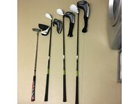 GOLF CLUBS JOB LOT