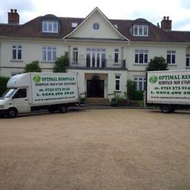 Polish Man and van. Professional Removal Service