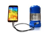 Ultimate Survival Rechargeable LED Lantern and Power Bank