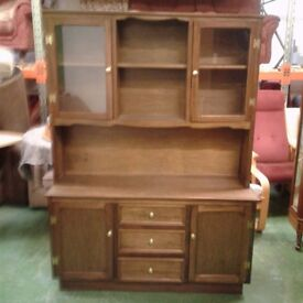 Wooden Welsh Dresser