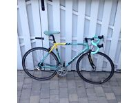 Bianchi reparto corse 7000 Pro road racing bike - 55cm