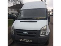 2008 ford transit lwb hi roof 6 speed 1 owner