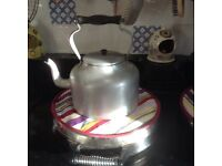 Large heavy duty kettle